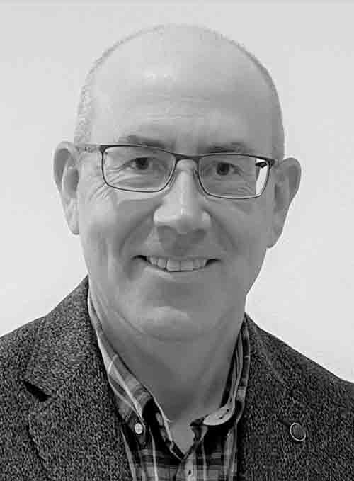 Stuart Copeland of Stonac
